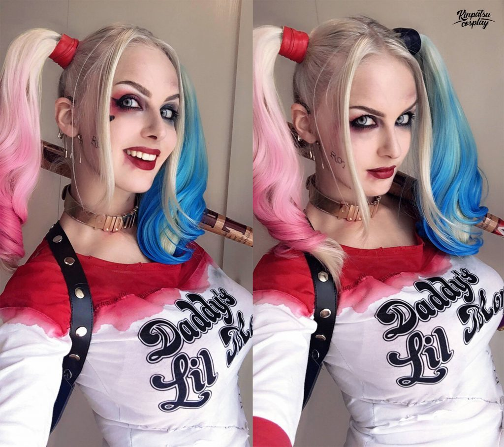 Harley Quinn from Suicide Squad by Kinpatsu Cosplay